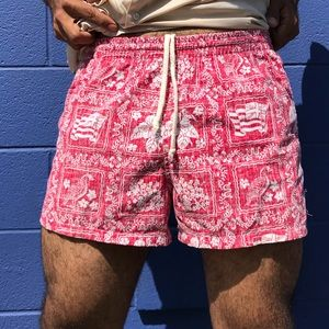 Other - Vintage beach shorts